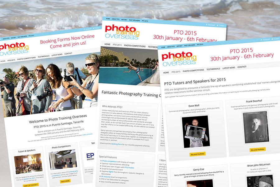 Photo Training Overseas