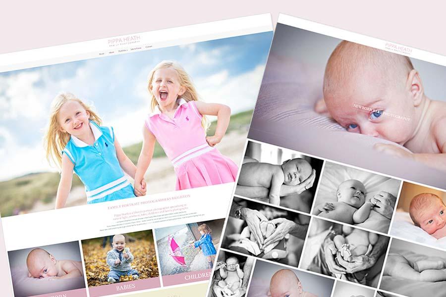 Pippa Heath Family Photography