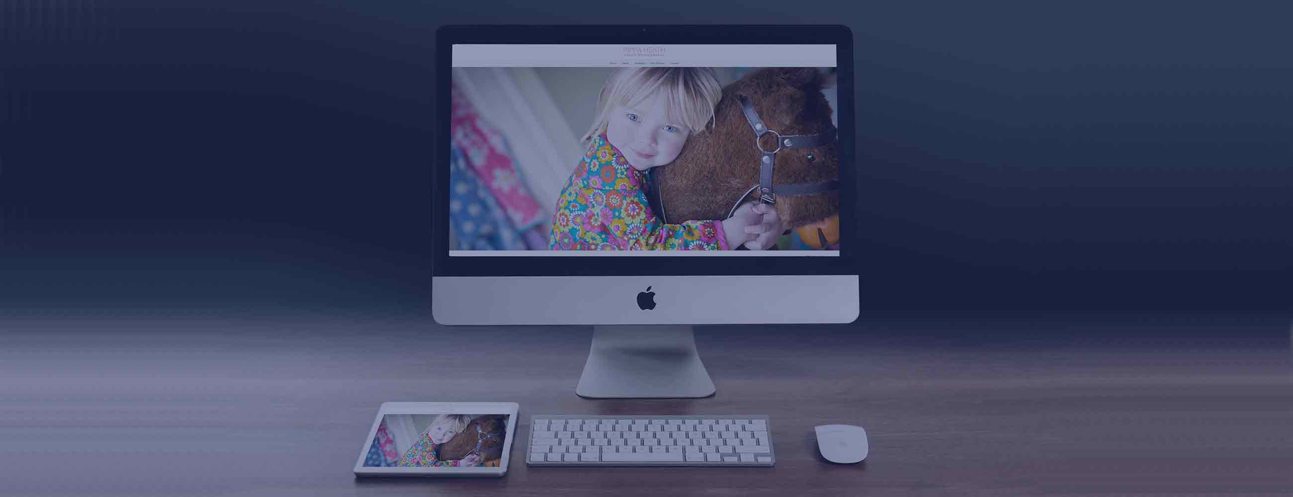 Pippa Heath Family Photography Wordpress Theme