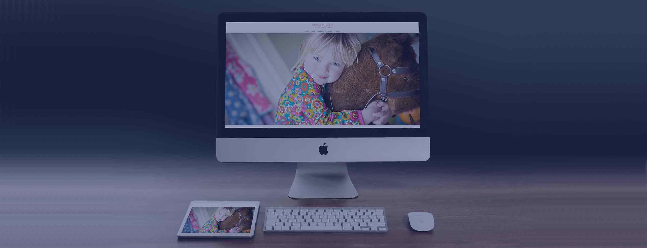 Pippa Heath Family Photography Wordpress Theme