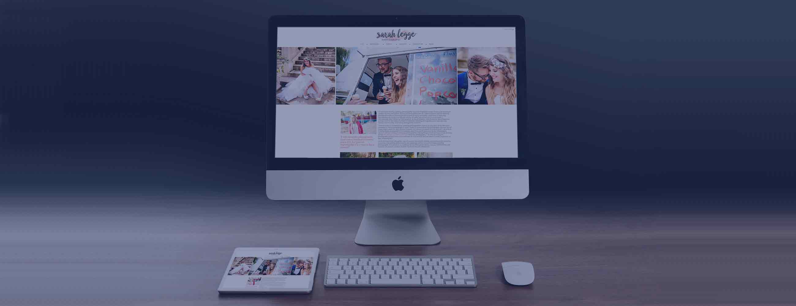 Photography theme for Wordpress