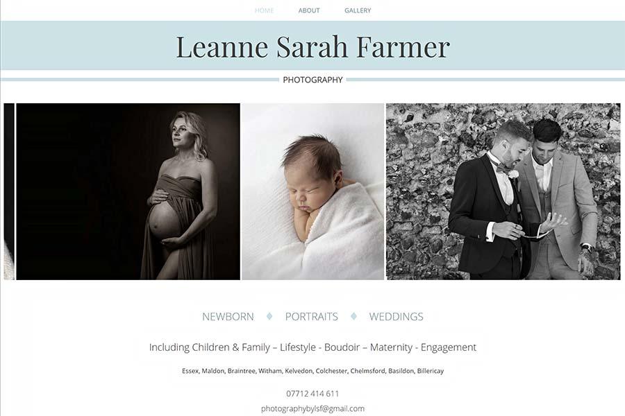 Leanne Sarah Farmer