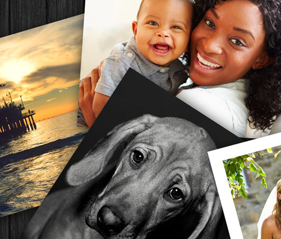printing solution for online image sales